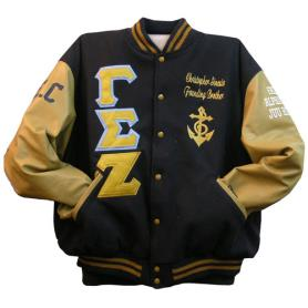 Size 3XL ( Leather Varsity Jacket ***Delivery Time:6_8weeks) - Adgreek