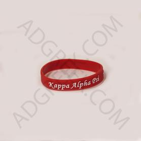 Kappa Alpha Psi Wristband1 - Adgreek