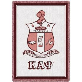 Kappa Alpha Psi Afghan - Adgreek