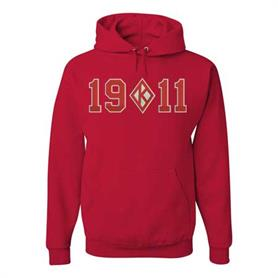 19K11 Hood(Red) - Adgreek