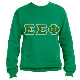Epsilon Sigma Phi Kelly Crewneck1 - Adgreek