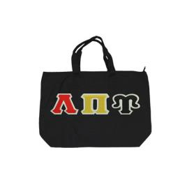 Lambda Pi Upsilon Tote Bag1 - Adgreek