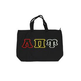 Lambda Pi Upsilon Tote Bag2 - Adgreek
