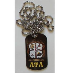 Lambda Upsilon Lambda Dog Tag1 - Adgreek