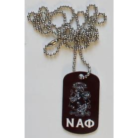 Nu Alpha Phi Dog Tag1 - Adgreek