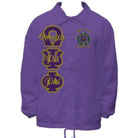 Omega Line Jacket(Purple) - Adgreek