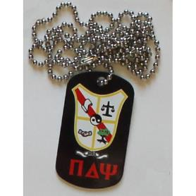 Pi Delta Psi Dog Tag1 - Adgreek