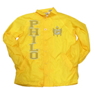 Philo Line Jacket(Gold) - Adgreek