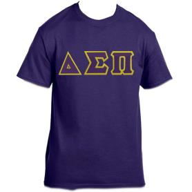 Delta Sigma Pi Purple Tshirt1 - Adgreek