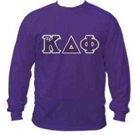 Alpha Kappa Delta Phi Purple LST1 - Adgreek