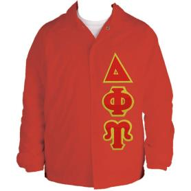 Delta Phi Upsilon Red Line Jacket1 - Adgreek