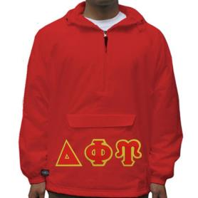 Delta Phi Upsilon Red Pullover1 - Adgreek