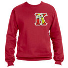 KAY- Sweat Shirt003(Red)) - Adgreek