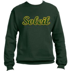 Omega Phi Beta Forest Green Crewneck4 - Adgreek