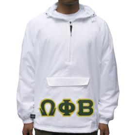 Omega Phi Beta White Pullover4 - Adgreek