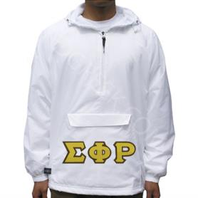 Sigma Phi Rho White Pullover4 - Adgreek