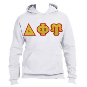 Delta Phi Upsilon White Crewneck1 - Adgreek