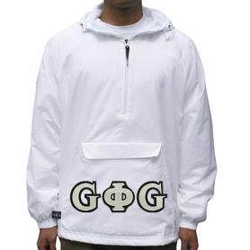 Groove Phi Groove White Pullover2 - Adgreek