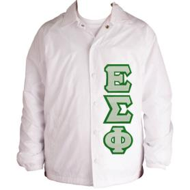 Epsilon Sigma Phi White Line Jacket1 - Adgreek