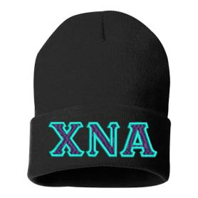 Chi Nu Alpha ski hat1 - Adgreek