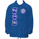 ZFB Line Jacket(Royal) - Adgreek