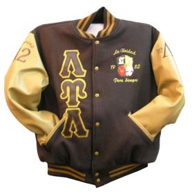 Size 4XL ( Leather Varsity Jacket ***Delivery Time:6_8weeks) - Adgreek