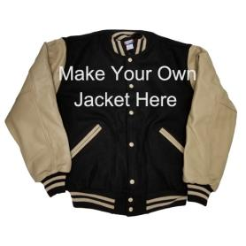 Size 2XL ( Leather Varsity Jacket ***Delivery Time:6_8weeks) - Adgreek